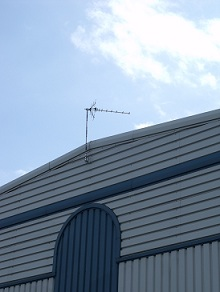 Commercial TV Aerial in Leicester